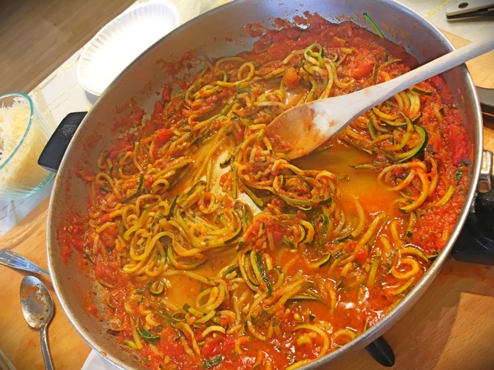 Oodles of Zoodles Athleta