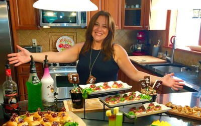 Cheftini's Kitchen: Win or Lose Game Day Bites