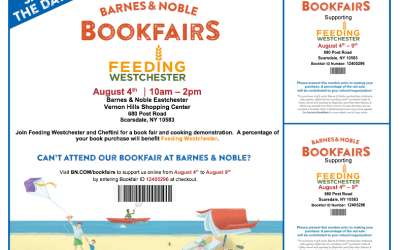 Barnes & Noble Book Fair Benefiting Feeding Westchester