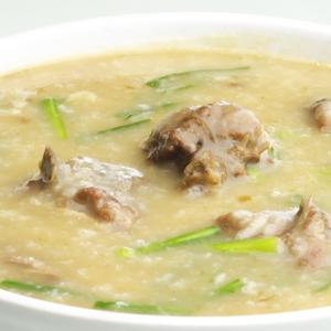 Stewed Duck Congee