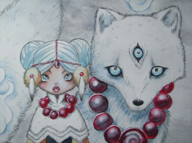 Snow Queen done 003