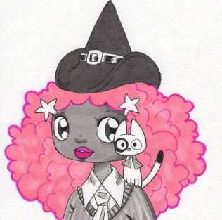 pink-witch