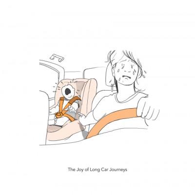 maternidade real ilustradora
