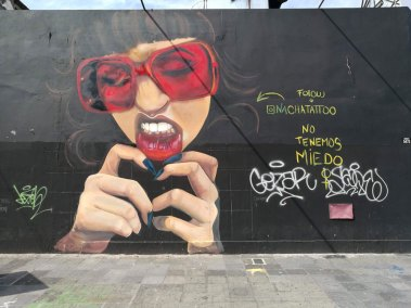 Arte mural en BA