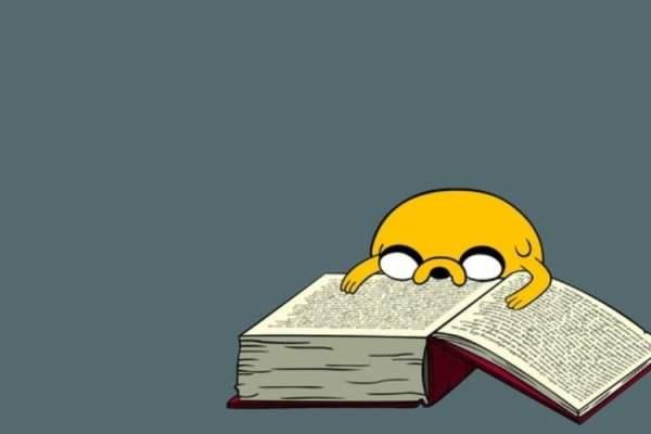 Ler não é o mesmo que estudar
