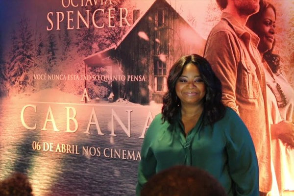 Octavia Spencer, um Deus Maternal