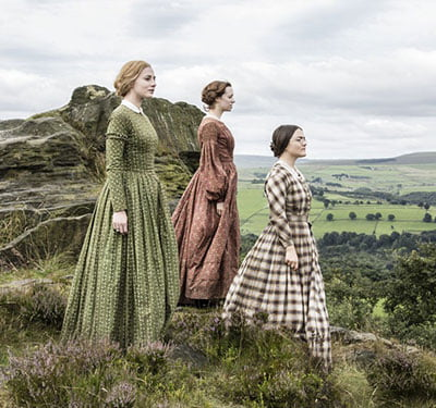 To Walk Invisible: The Lives of the Brontë Sisters – Trailer