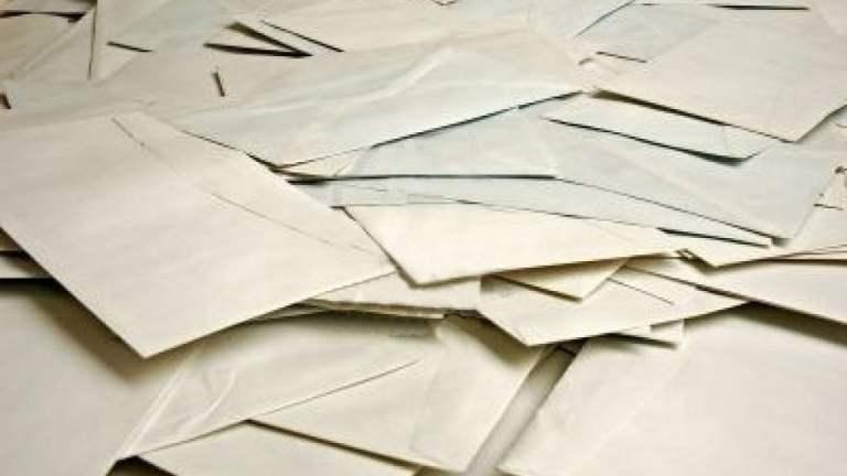 pilha de cartas
