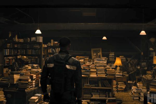 Fahrenheit 451 – Trailer