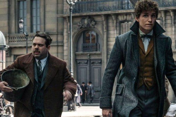 Fantastic Beasts: The Crimes of Grindelwald – trailer