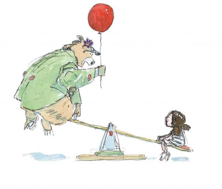 Lulu e o Urso