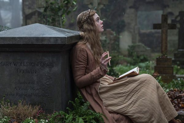 Mary Shelley (filme)