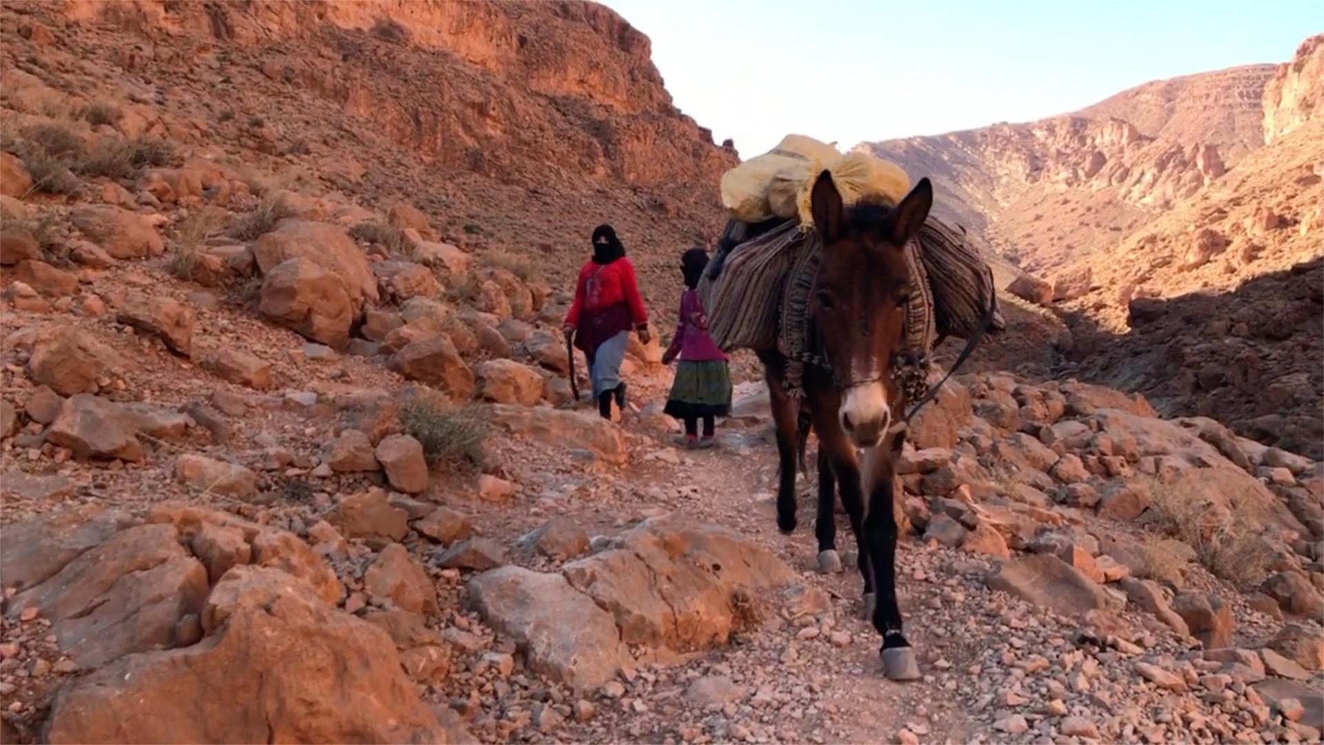 Povos nomades, Todra