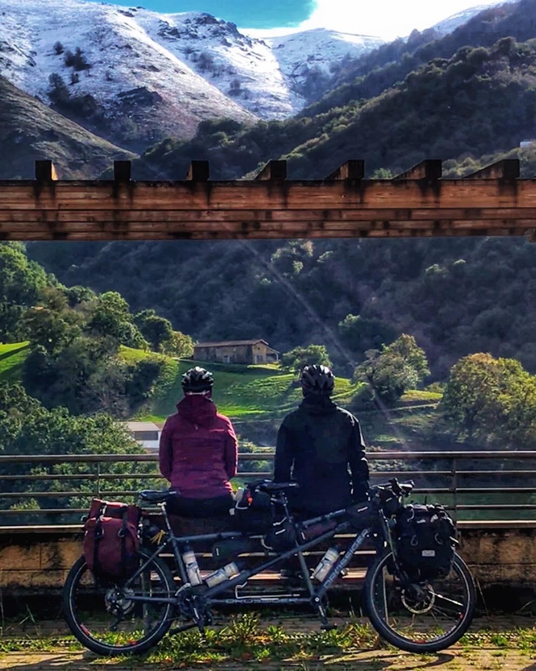 Eliane e Dinis Por AÍ | Eurotrip | Pirineus