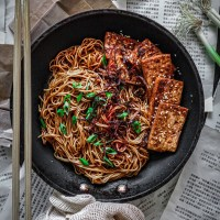 Shallot Oil Noodles
