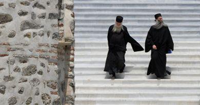 СМИ сообщили о поддержке Афоном Константинополя