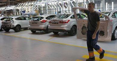 Ford объявил об уходе с российского рынка легковых автомобилей