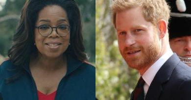 Принц Гарри и Опра Уинфри снимут позитивный сериал о психическом здоровье