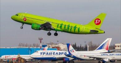 Путин запретил российским авиакомпаниям летать в Грузию