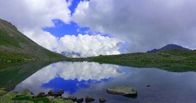 На территории Кавказского заповедника открыли неизвестное озеро