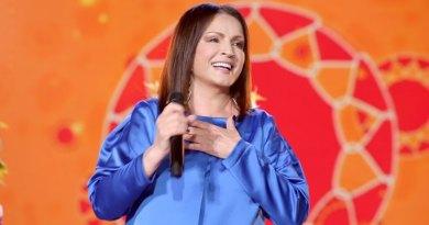 Ротару поделилась впечатлениями от концерта в России