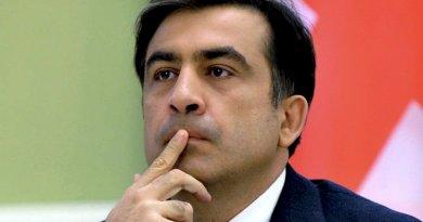 МВД Грузии заподозрило Саакашвили в попытке свержения власти