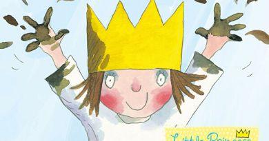 В Великобритании взлетели объемы продаж книги про мытье рук принцессы