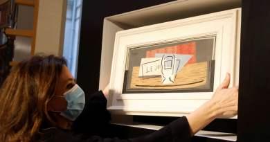 Итальянка выиграла в лотерее картину Пикассо за €1 млн