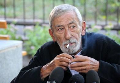 Вахтанг Кикабидзе пошел в политику