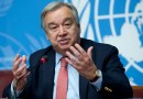 Главу ООН переизбрали на второй срок