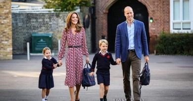 Принц Уильям и Кейт Миддлтон обеспокоились будущим сына