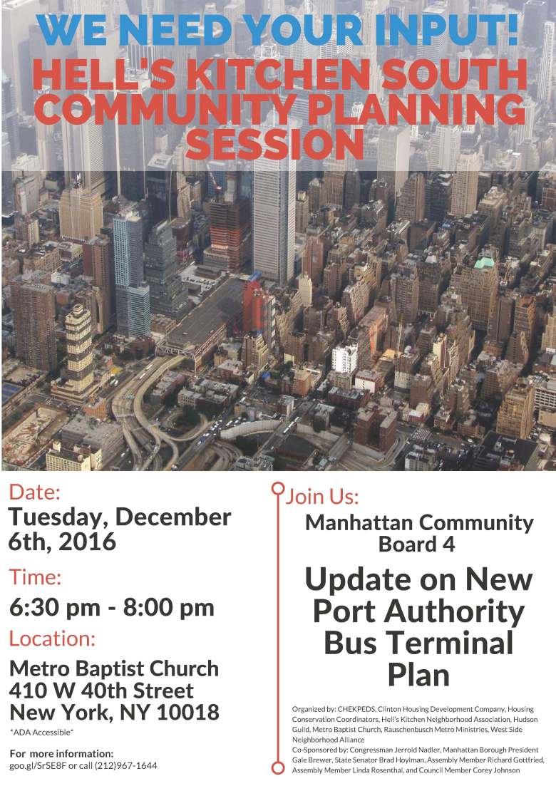 We Need Your Input! Community Planning Session Dec 6 Flyer PDF.compressed