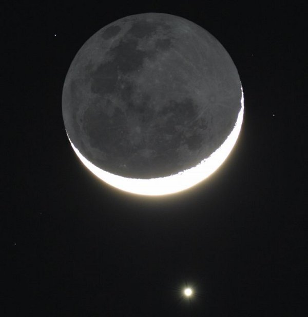 sliver-moon