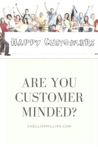 Are you customer minded?