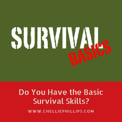 Do You Have the Basic Survival Skills-