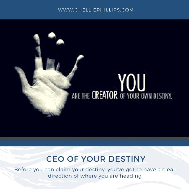 CEO of your destiny