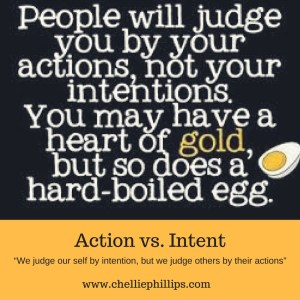 Action vs. Intent