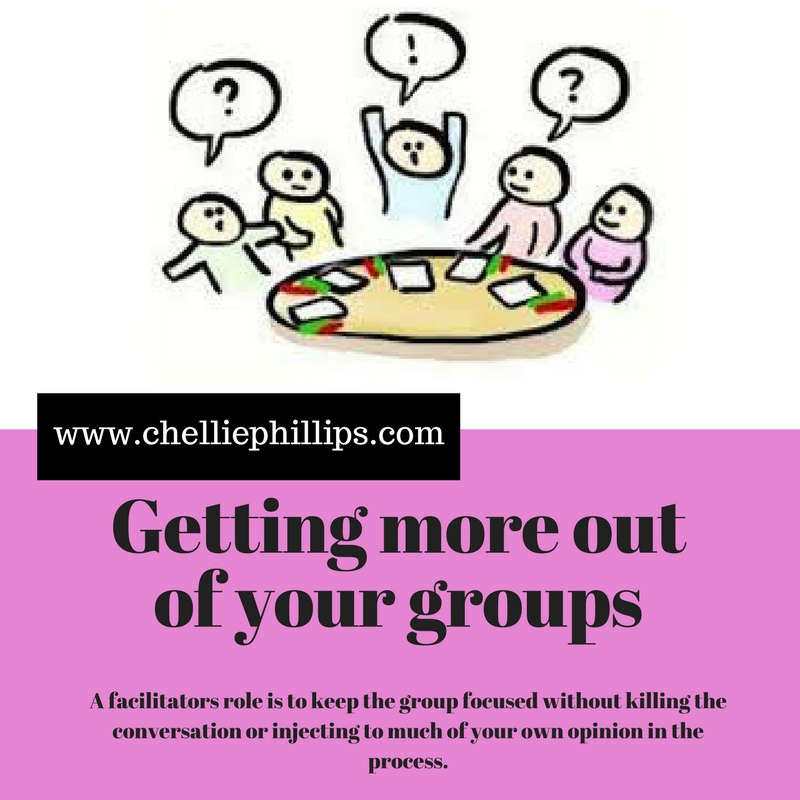 Get more out of your groups