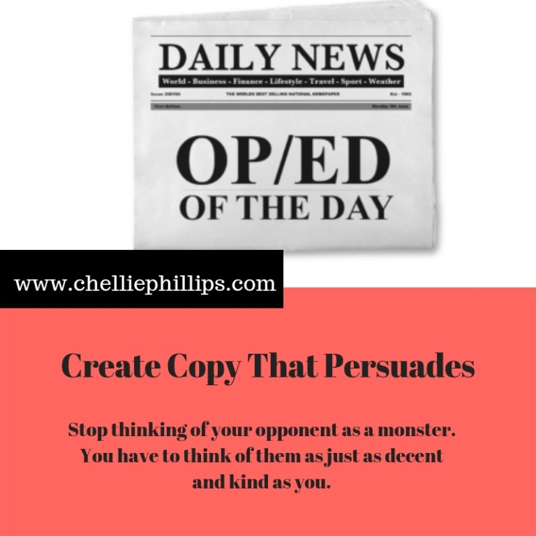 Create Copy That Persuades
