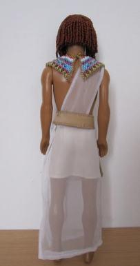 Ramses III by Stephanie of Normandie, Back View