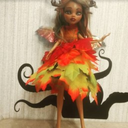 Monster High doll clothes made by Jessica A