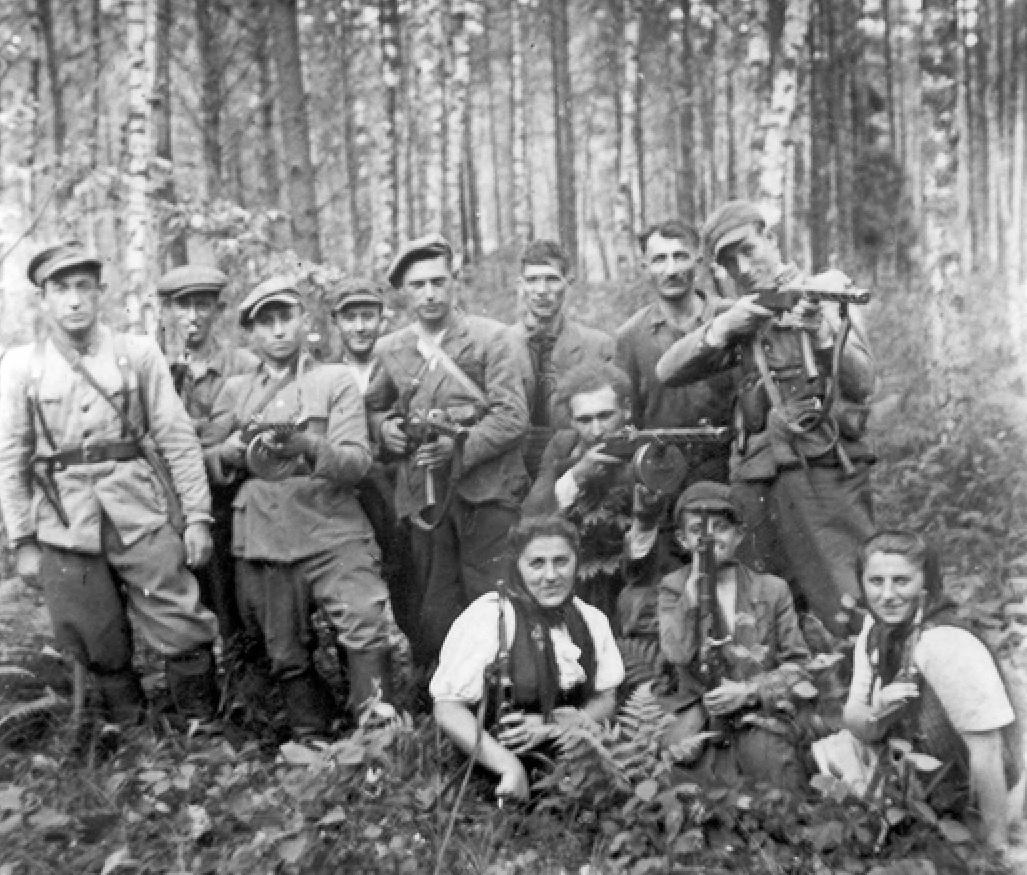 Image result for google images partisans of slonim