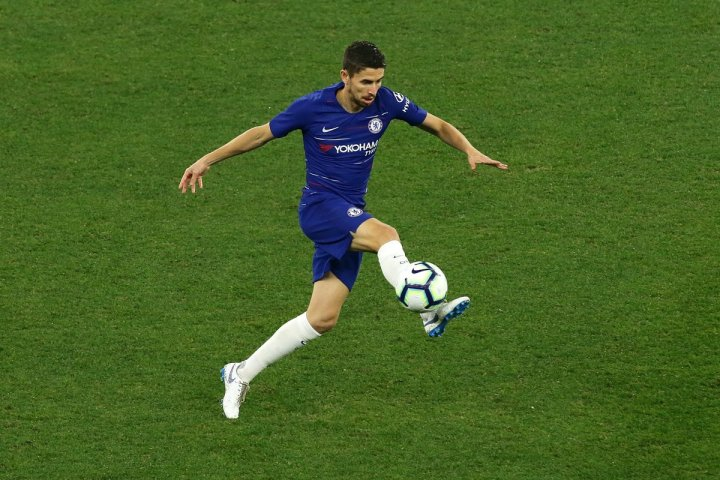 Jorginho al Chelsea International Champions Cup | Numerosette Magazine