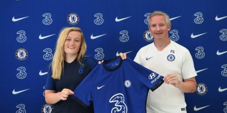 CONFIRMED : Chelsea player signs new Three-Year Contract with ...