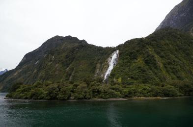 New Zealand Waterfall 7