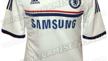 FOTO  Uniforme da temporada 2012 2013 é apresentado - Chelsea Brasil c050ffba681fc