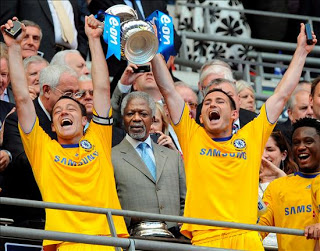 terry e lampard FA Cup 2009