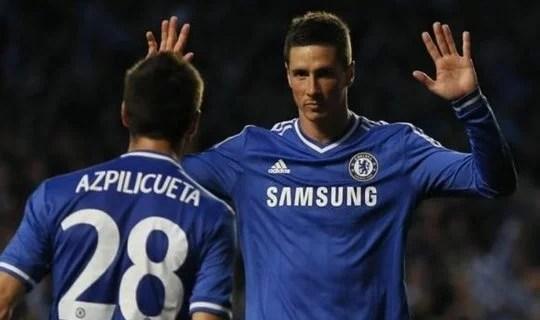 Torres e Azpilicueta foram confirmados na Copa (Foto: Reuters/Stefan Wermuth)