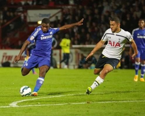 Chelsea sofre primeira derrota no campeonato inglês sub 21 (Foto: Chelsea FC)