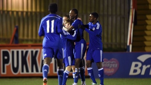 Blues superam Swansea pela quinta fase da FA Youth Cup e garantem vaga entre as oito melhores equipes (Foto: Chelsea FC)